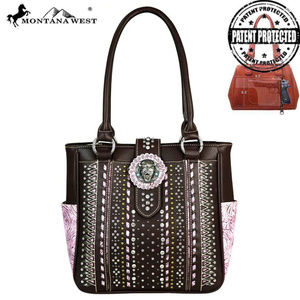 Montana West Concho Concealed Handgun Tote